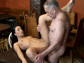 old man fuck young girl and very grandma xxx can you
