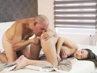 german mature lady her wet dream