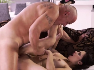big tits anal creampie and friend' playmate's step sister