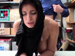 girl caught masturbating by associate suspect was clad