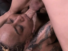 Hardcore face fuck for rebel Latina