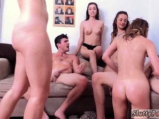 amateur wife crony and husband creampie dorm party