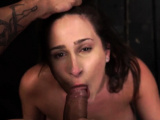 Teen deep throat swallow One of the very first things you