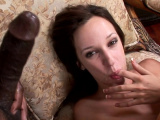 Queen of Ass Jada Stevens Takes on a BBC
