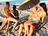 Step daddy stole and teen anal foot fetish Beach Bait And
