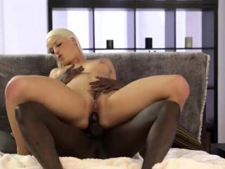 BLACK4K. Interracial sex is much more pleasurable