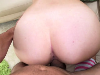 Tasty young Alexis Blaze enjoys good fuck