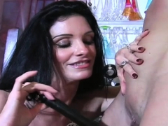 Female Supremacy With Headmistress Using Torture Devices