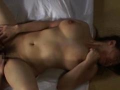 Captivating Asian Mega-slut Gives It All Absorbing Rock-hard Cock