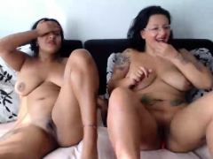Sexy Lesbian Milf Licks And Toys Her Redhea Gf