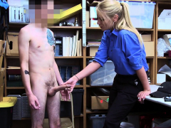 Sexy Chick Lp Officer Ate And Pounded By Shoplifters Cock