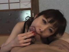 Filthy Exotic Ultra-cutie Tomoka Matsunami Gets A Supreme Device Ride
