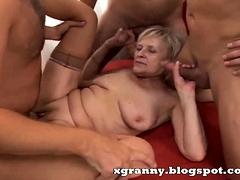 Granny Group Bang