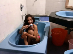 Indian Teen Sarika With Big Titty In Shower