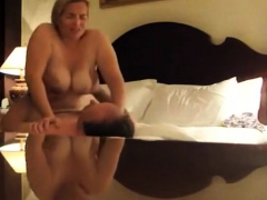 busty stepmom crazy about sex