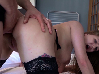 GERMAN SCOUT – FIRST ANAL FOR COLLEGE TEEN AMANDA AT CASTING