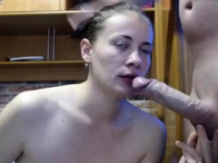 Webcam Blowage Concludes With Facial