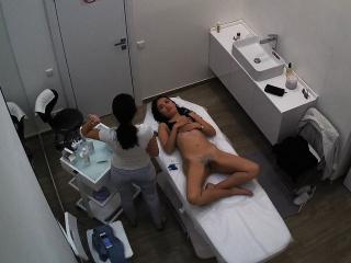 Voyeur Hidden Camera In Woman