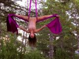 Hot flexy gymnast teen Kim Nadara