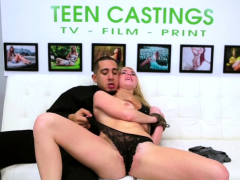 Bdsm Loving Blondie Teen