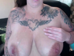 Milk Mummy Ny Chesty And Massive Big Tits In Pregnancy