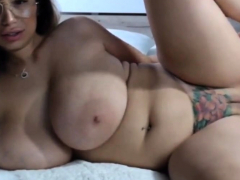 Subliminal Romanian Big Natural Breasted Webcammer