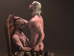 Gay The Witcher Gets Screwed Missionary Style