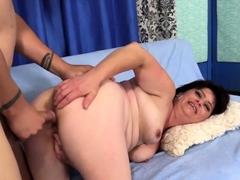 Golden Slut - Mature Bent Over Comp 4
