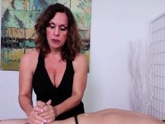 Nasty Milf Gives A Hj After Massage