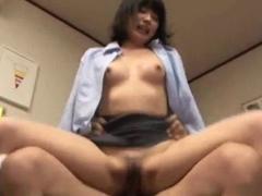 Japanese Nubile Getting Hardcore