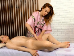 Silvia Kneaded By A Scorching Girly-girl Bitch
