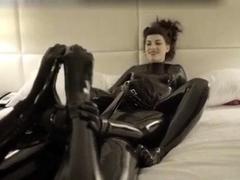 Lesbian Spandex Fetish Pleasure