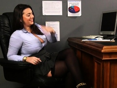 Cfnm Office Female Dominance Boss