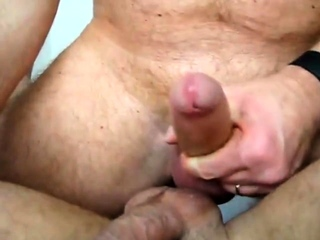 getting fucked by daddys big cock