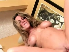 Hot Superstar Kayla Paige Voluptuously Rails That Dick