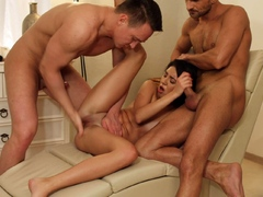 Doc Squirt - Nasty threesome fucking