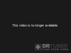 Blonde teen takes facial
