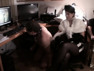 cuckold loser joschi must edit his own videos