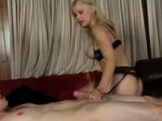Squeeze my dick hard - NastyMassage