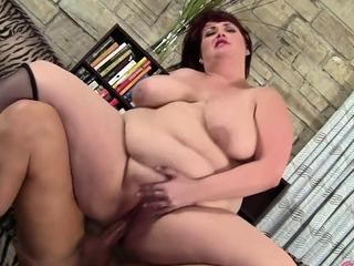 Sexy BBW nymph Eliza Allure