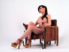 Nude BDSM photoset by Jeny Smith