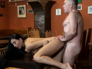 Teen cock gobbler and best first anal saw his father and