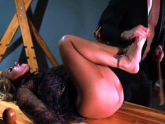 Xdominant - cruel punishment of the slave girl