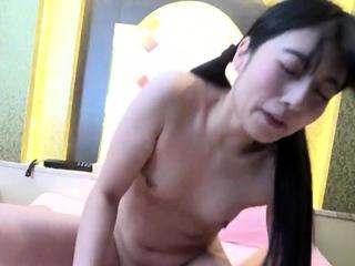 Cute Jav College Girl Misaka Fucks Uncensored Rides