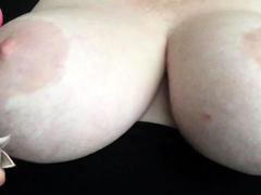 Bbw piggy slet met grote slappe tieten, deel 2