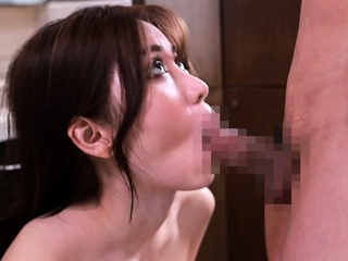 Japanese blowjob and handjob